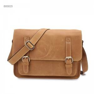 Travel Briefcase pu Leather Duffel Bags for Men Laptop Bag