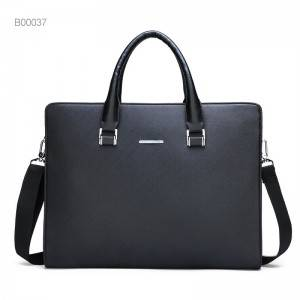 Custom Design Business PU Leather Men Cross Shoulder Bags