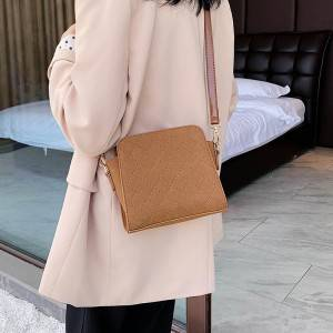 fashion PU leather handbag  for women