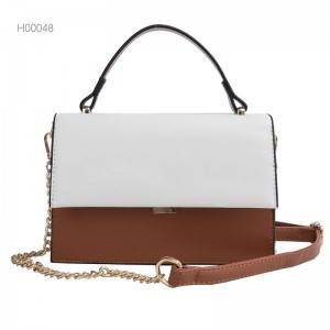 Supplier in China genuine leather cross body bag women handbags