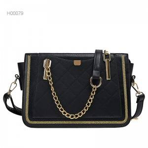 Bag Manufacturer Fashion Genuine Leather Bags Women Handbags