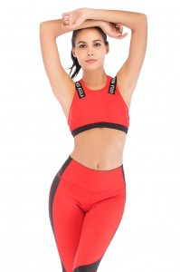 Factory wholesale Two Piece Bikini - Miss adola Women activewear YD-CO90+YD-CO91 – Yongdian