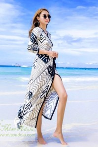 Hot New Products Islamic Swimwear Beachwear - Miss adola Women Beachwear – Yongdian
