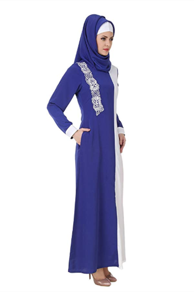 Factory wholesale Girl Bikili - Miss adola Women Muslim Swimsuit AY-442 – Yongdian