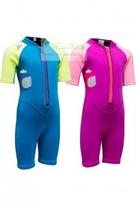 2019 China New Design Tankinis With Shorts - Miss adola Child Wetsuit YD-4352 – Yongdian