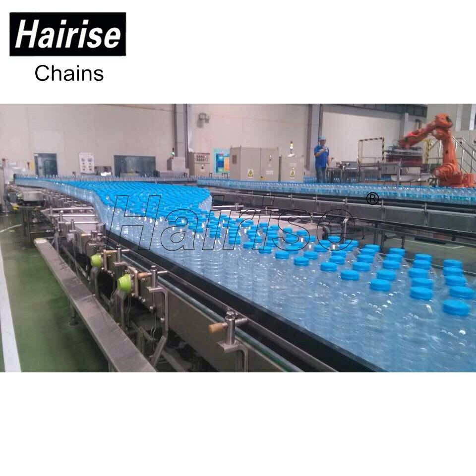 Hairise Straight/Curve Conveyors for bottle conveying Featured Image