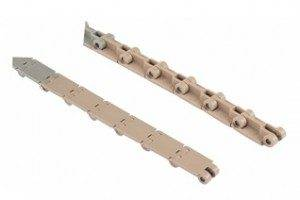 The series of Har-820GHA-K118 plastic slat top chains