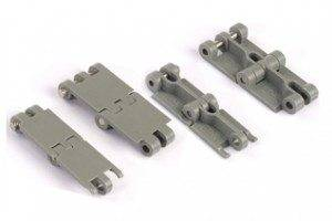 The series of Har-820GHA-K157 plastic slat top chains