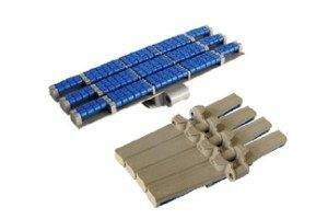 The series of Har-882 PRR-TAB plastic slat top chains