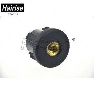 Har P749 Threaded Tube Ends for Round Tubes