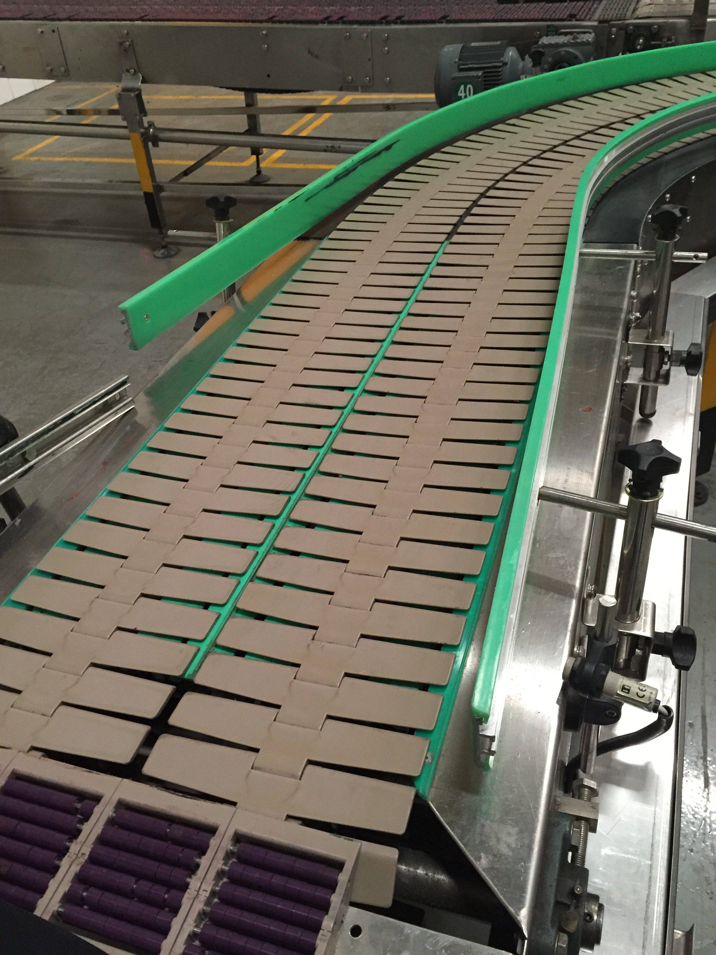 Hairise Slat Top Chain Conveyor with FDA Featured Image