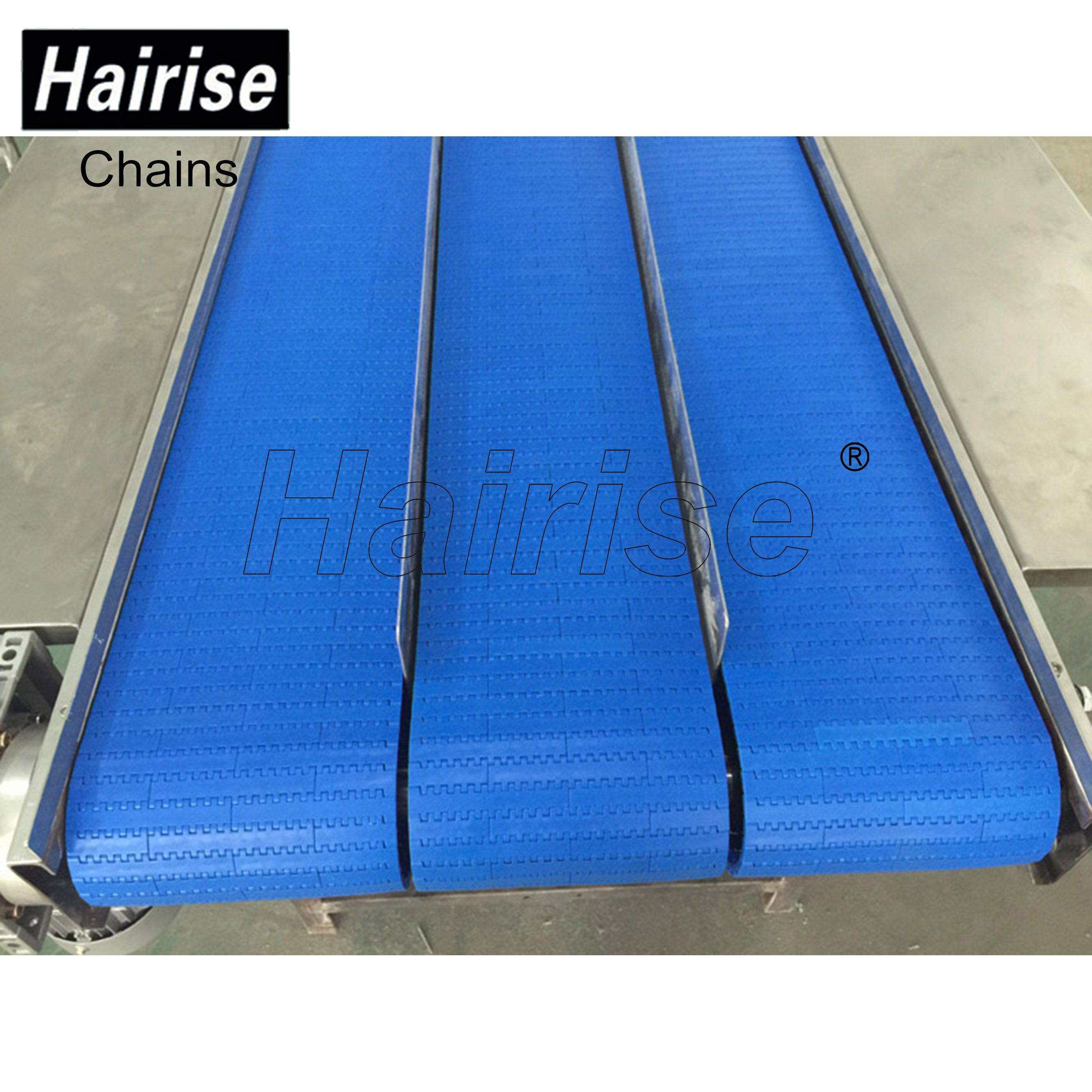 Hairise Straight Conveyor with Flat Type Modular Belt Featured Image