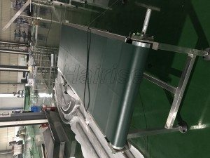 Hairise Straight PVC Belt Conveyor Sale in USA
