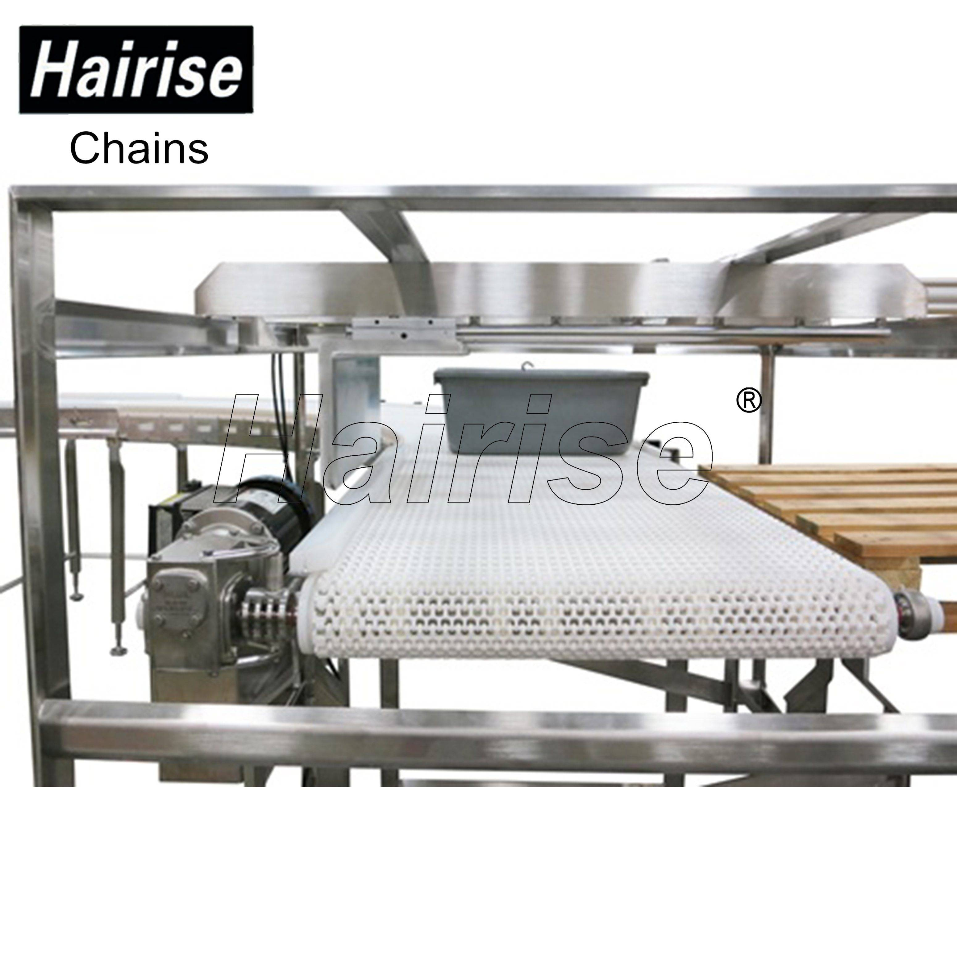 Hairise Detector Conveyors with Modular Belts or Slat Top Chains Featured Image