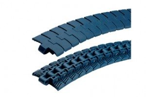The series of Har-1050 plastic slat top chains