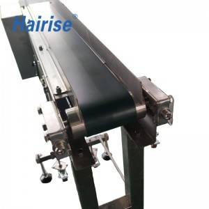 Hairise fashionable and environment friendly belt conveyor