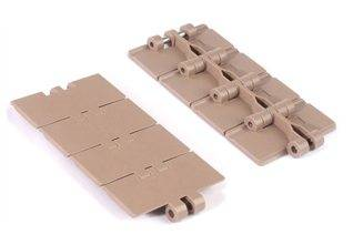 Manufacturer for The series of Har-820/831 plastic slat top chains for Muscat Importers