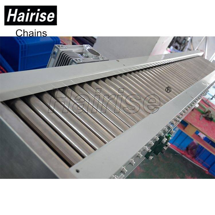 Hairise Straight Running Heavy Duty Roller Conveyor Featured Image