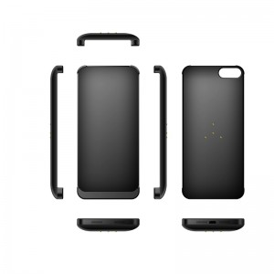 smart mobile phone case and parts moulding