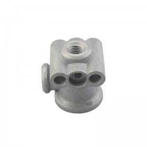 custom aluminium die cast  fixture part mould fixture parts