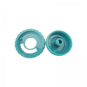 OEM new products PE material knob fitting plastic injection molding