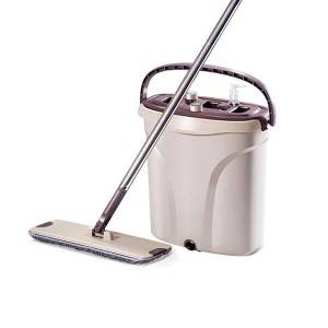 Wholesale Dual Mop Bucket - 2019 High quality Original Xiaomi Deerma Microfiber Spray Mop Floor Mops For Household Cleaning – Yaxiang