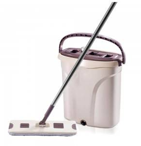 Wholesale Price Cleaning Wet Mop - Flat Mop Bucket X6s – Yaxiang