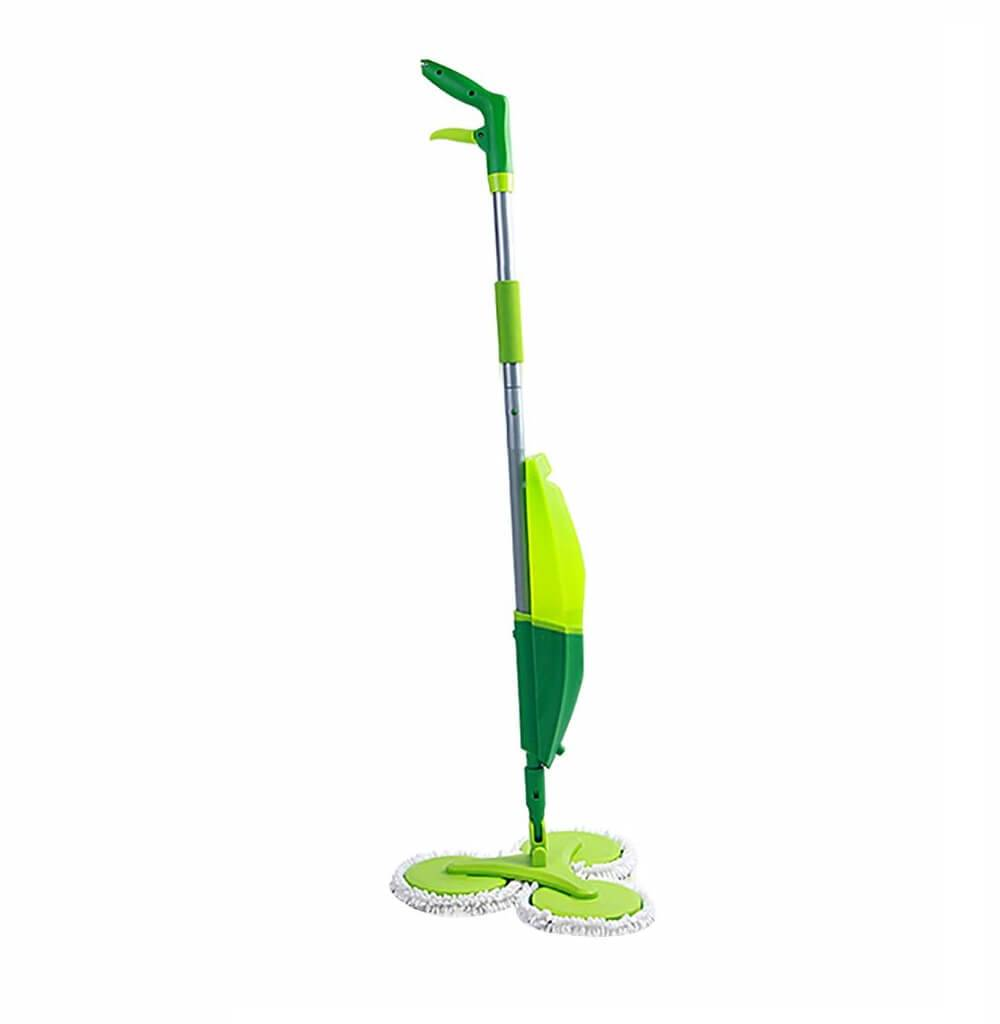 PriceList for Mop With Bucket - Three Round Head Magic Spray Flat Swivel mop – Yaxiang Featured Image