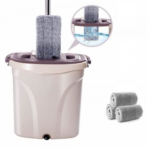 High Quality for Microfiber Head Mop - Flat Mop Bucket X6s – Yaxiang