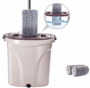 New Arrival China Self-dry Microfiber Refill Mini Bucket Cleaning Flat Mop