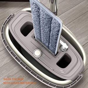 2019 High quality Original Xiaomi Deerma Microfiber Spray Mop Floor Mops For Household Cleaning