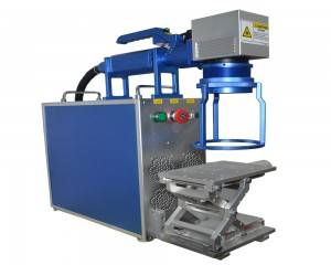 Hand Held Fiber Etching Machine