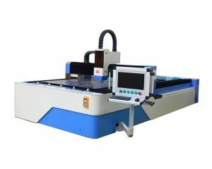 Metal Fiber Laser Cutting