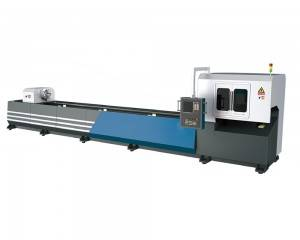 Metall Tube Fibra Laser Cutter