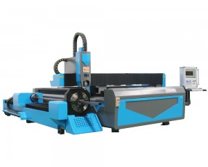 China New Product Metal Fiber Laser Cutting Machine -