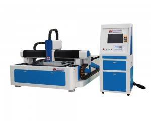 Steel Fiber Laser Cutting