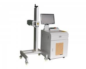 Separate Laser Fiber Marking Machine