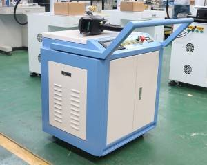 laser cleaning machine (10)