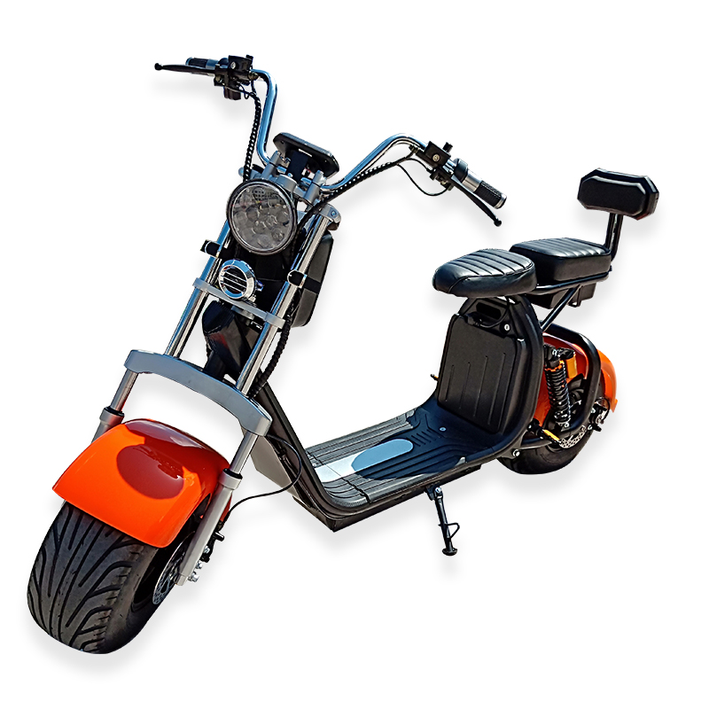 Good Quality Aluminum Moped -