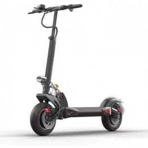 10 inch dual motor long distance electric scooter 2000w for adults