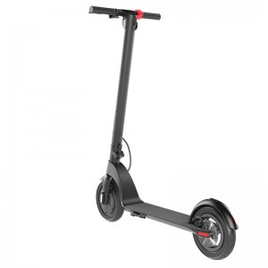 2020 china lighted wheel folding adult electric scooter
