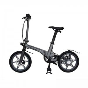 Short Lead Time for Aluminum Alloy Electric Scooter -
