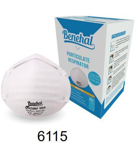 Sanical NOISH N95 face mask Featured Image