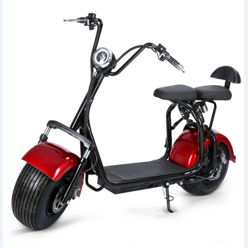 Leading Manufacturer for Electric Luggage Scooter -