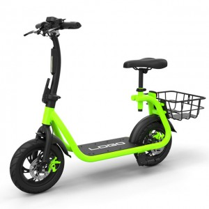 China wholesale 10 Inch Folding Electric Scooter -
