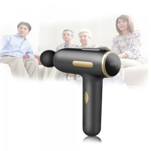 Dropshipping handheld machine deep muscle cordless massage gun