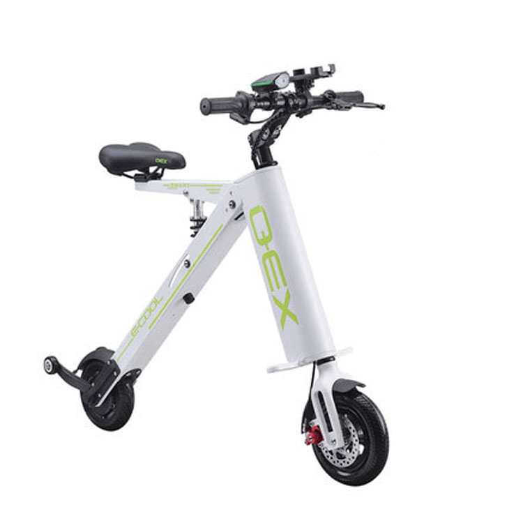 ET best smart mini 8 inch 250w portable light weight folding electric scooter for adult Featured Image
