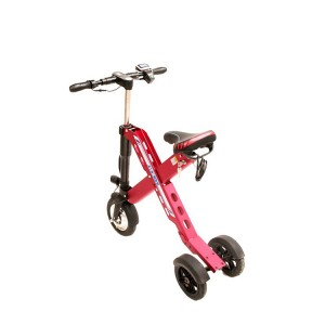 ET city long range big wheel e scooter foldable