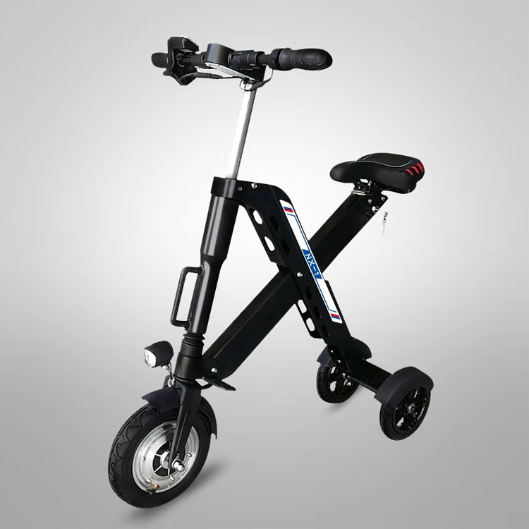 ET city long range big wheel e scooter foldable Featured Image