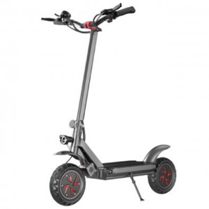 High quality dual motor big wheel 1000w electric scooter